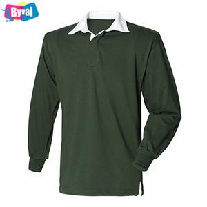 10a528581ee Long Sleeve Custom Rugby Shirts, Long Sleeve Custom Rugby Shirts Suppliers  and Manufacturers at Alibaba.com