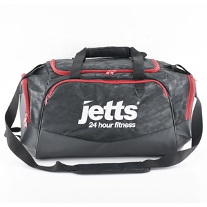 Nylon Gym Bag With Shoe Compartment for fitness cfeacd729b5b2