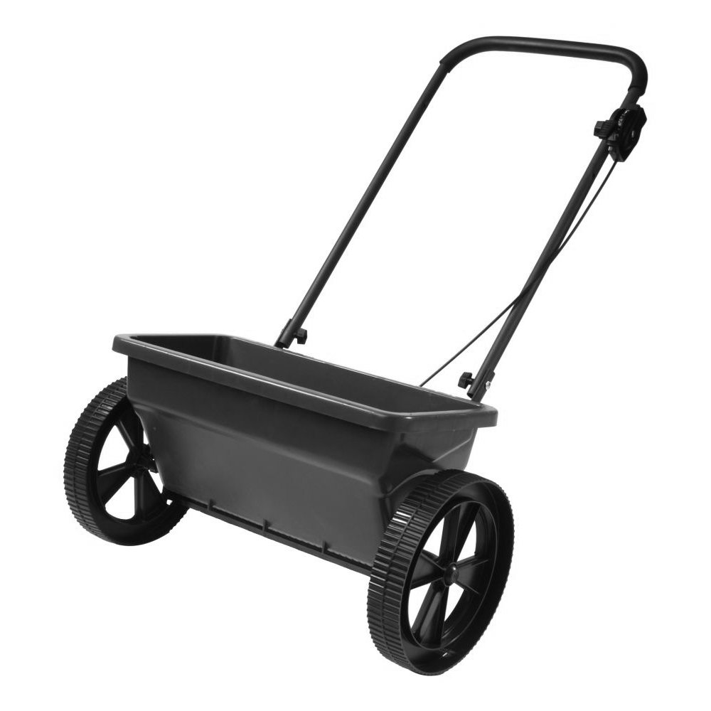 Get Quotations · Precision Products DS4500RDGY 75-Pound Capacity Deluxe  Step-Up Drop Spreader