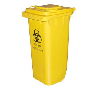 High Quality Medical Waste Bin 120l