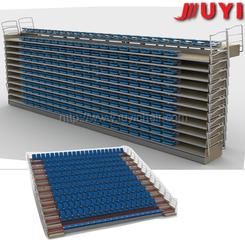 Admirable Jy 768 Factory Price Wooden Gym Bench Telescopic Tribune Indoor Theater Chair Moveable Bleacher Buy Tribune Chair Portable Indoor Bleachers Portable Caraccident5 Cool Chair Designs And Ideas Caraccident5Info