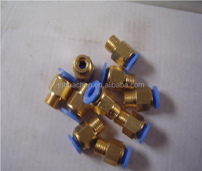 Quality Custom threaded fittings hydraulic and pneumatic for various applications with great accuracy