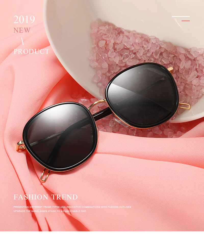 Fuqian polarized glasses meaning customized for lady-7
