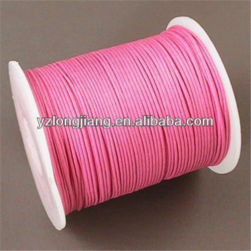 satin cord for jewelry drawstring