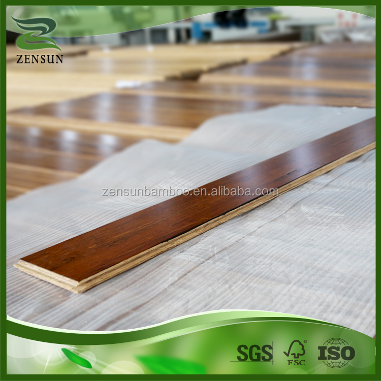 Europe home improvement natural eco click bamboo flooring