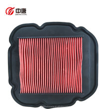 OEM.NO13780-06G00/13780-27G10 excellent quality air filter for motorcycle
