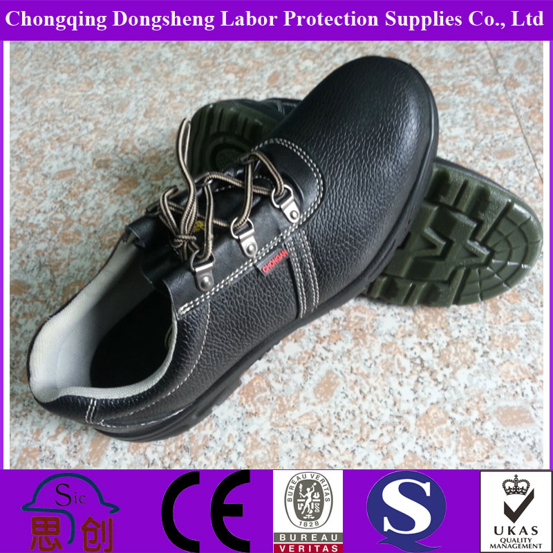 Chile Light Weight Safety Shoes For Construction Workers