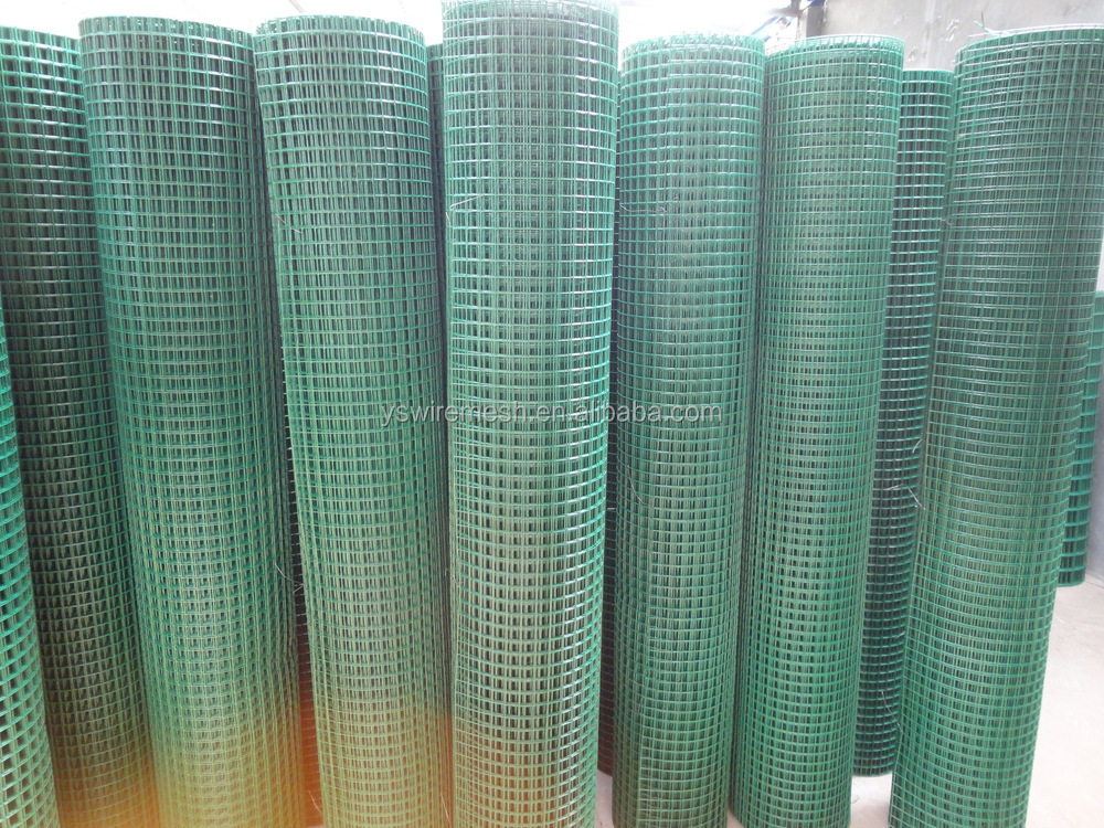 Powder Coated Welding Wire Mesh Panel/welded Mesh Rolls For Pet Cage ...