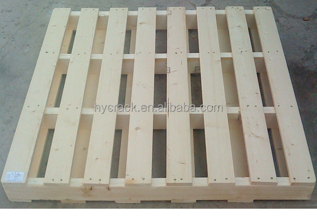 New Design Machine To Make Wood Pallet Wood Pallet Load ...