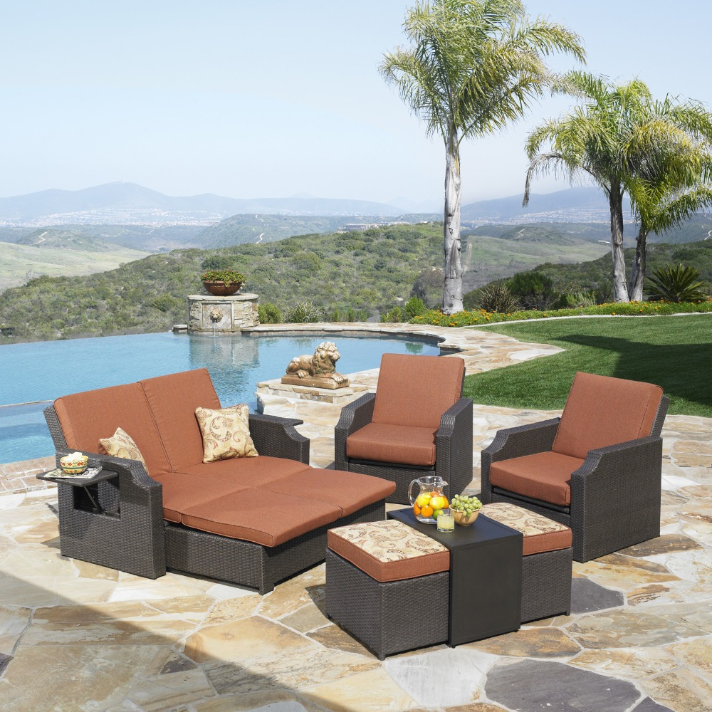 nordstrom metal moderno muebles sof setjardn rattan sofa set con doble salnroyal