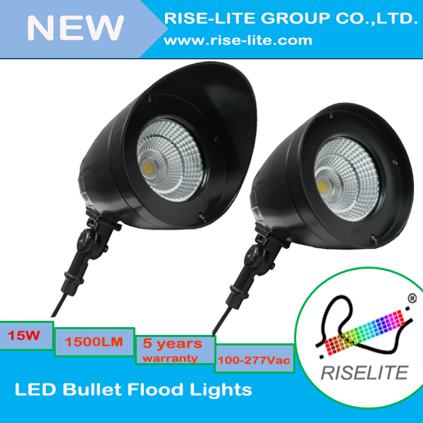 Alibaba express LED Bullet Floodlight Fixture with Hood & Lens with meanwell driver E464759