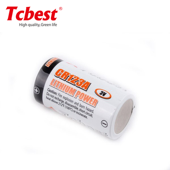 3v Cr123a Lithium Batteriesrechargeable Cr123a Battery Buy