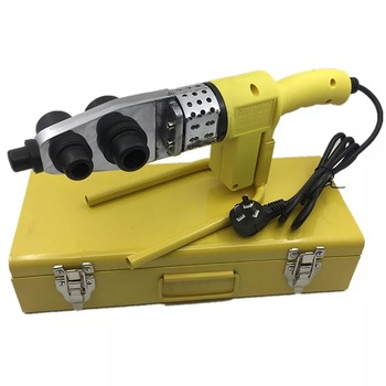 Professional supplier ppr pipe welding machine exporting