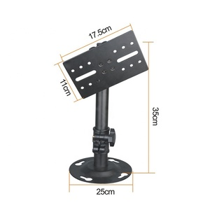 Bracket Angle Adjustable wall mounted speaker stand price