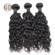 2017 Hot sale alibaba express nature color natural wave wholesale hair 100% virgin indian remy temple hair