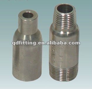 ASME ANSI Carbon Steel galvanized Forged Concentric Swaged Nipple