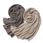 2019 Environmental Italy branded Winter Woman Cashmere Knitting Scarf