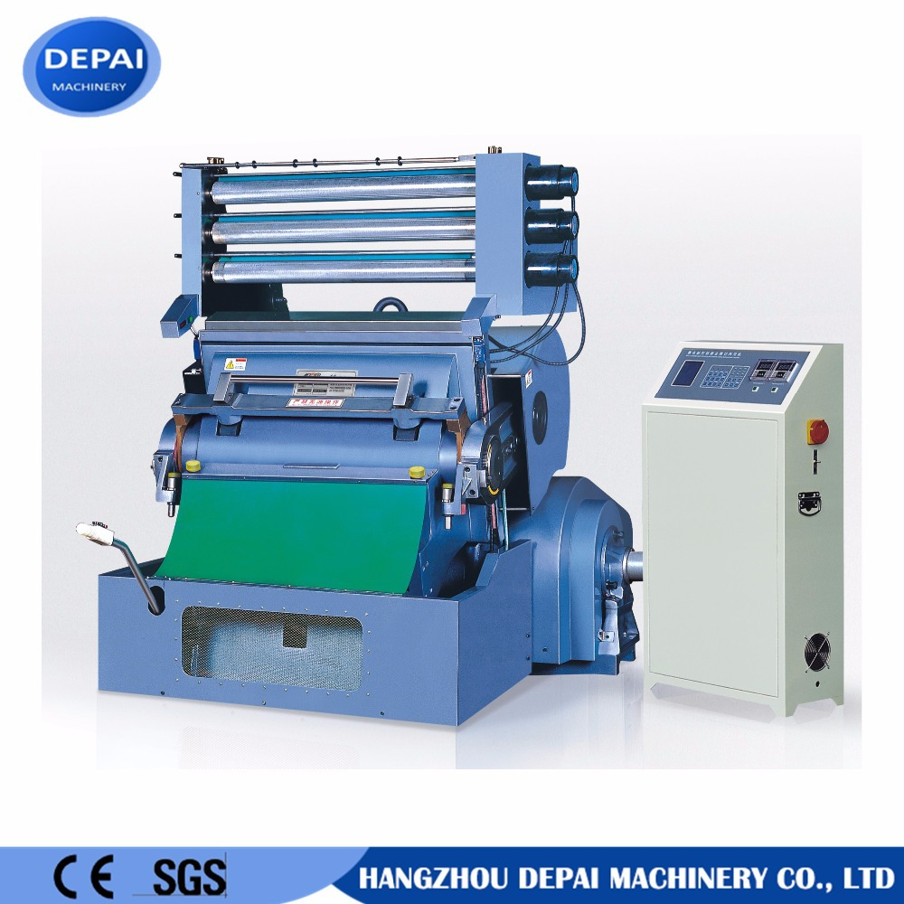 TYMB 930 Semi-automatic Die Cutting and Hot Stamping Machine with CE
