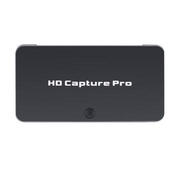 Ezcap295 1080p Hd Capture Pro Save Video To Hdd Support Playback Watermark  Schedule Bitrate Resolution Splite/un-splite Steaming - Buy Hd Capture