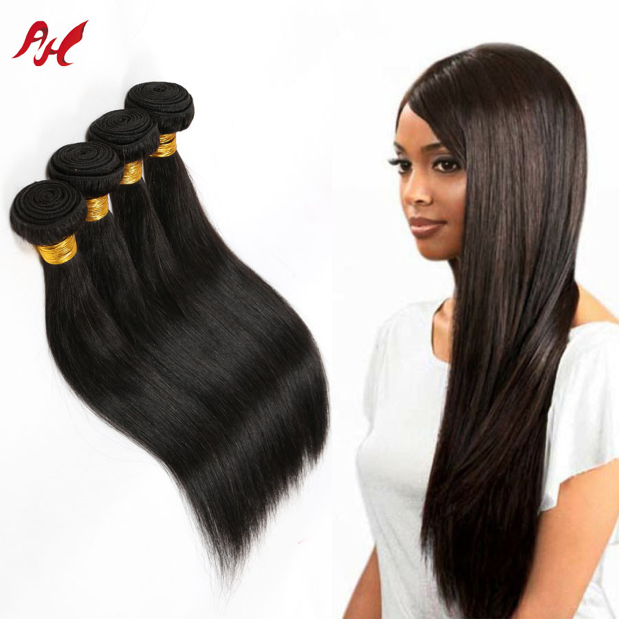 Buy Brazilian Virgin Hair Straight 4 Bundles Lot Brazilian Straight