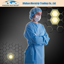 Cheap Medical Disposable Surgical Hospital Operating Theatre Gowns
