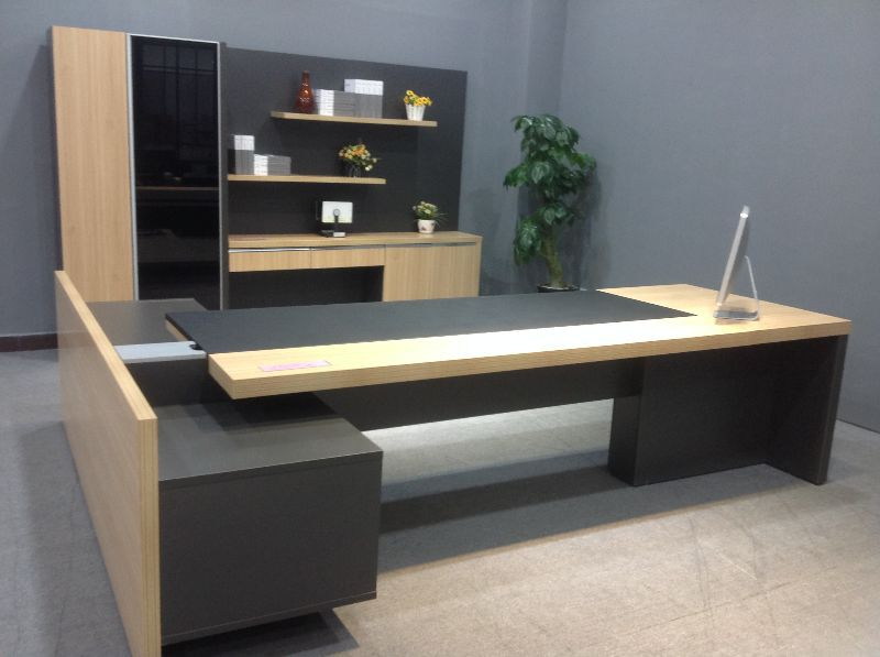 modern l office desk executive office desk wooden office table design