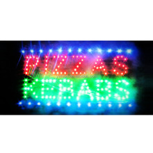 Led PIZZE KEBAB neon sign
