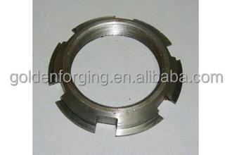 customized finished machining 40CrNiMoA/20CrNiMoA forging part