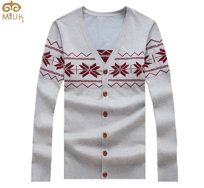 ee97aa37dfe Get Quotations · Snow Floral Plus Size National Style Men Sweater 4XL 5XL V  Neck Cotton Men s Cardigan Summer