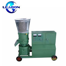 Mini Type Feed Pelletizer Extruder,Rabbit Feed Pellet Machine,Homemade Wood Pellet Making Machine from Leabon