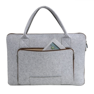 TOP SALE BEST PRICE!! Recycled Polyester felt tablet pc bags for business