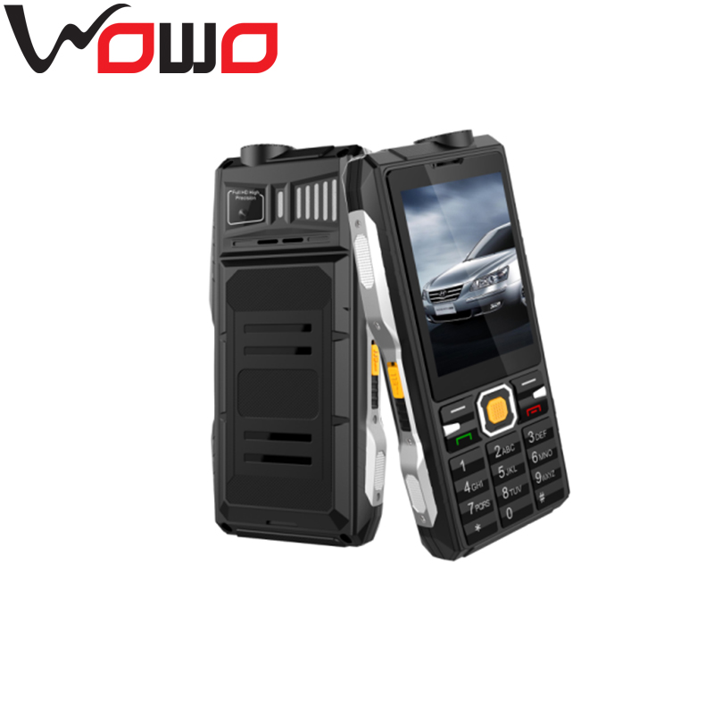 2.8 inch dual sim 3400mah big battery supported Real MP3, MP4/Bluetooth/FM mobile phone S17