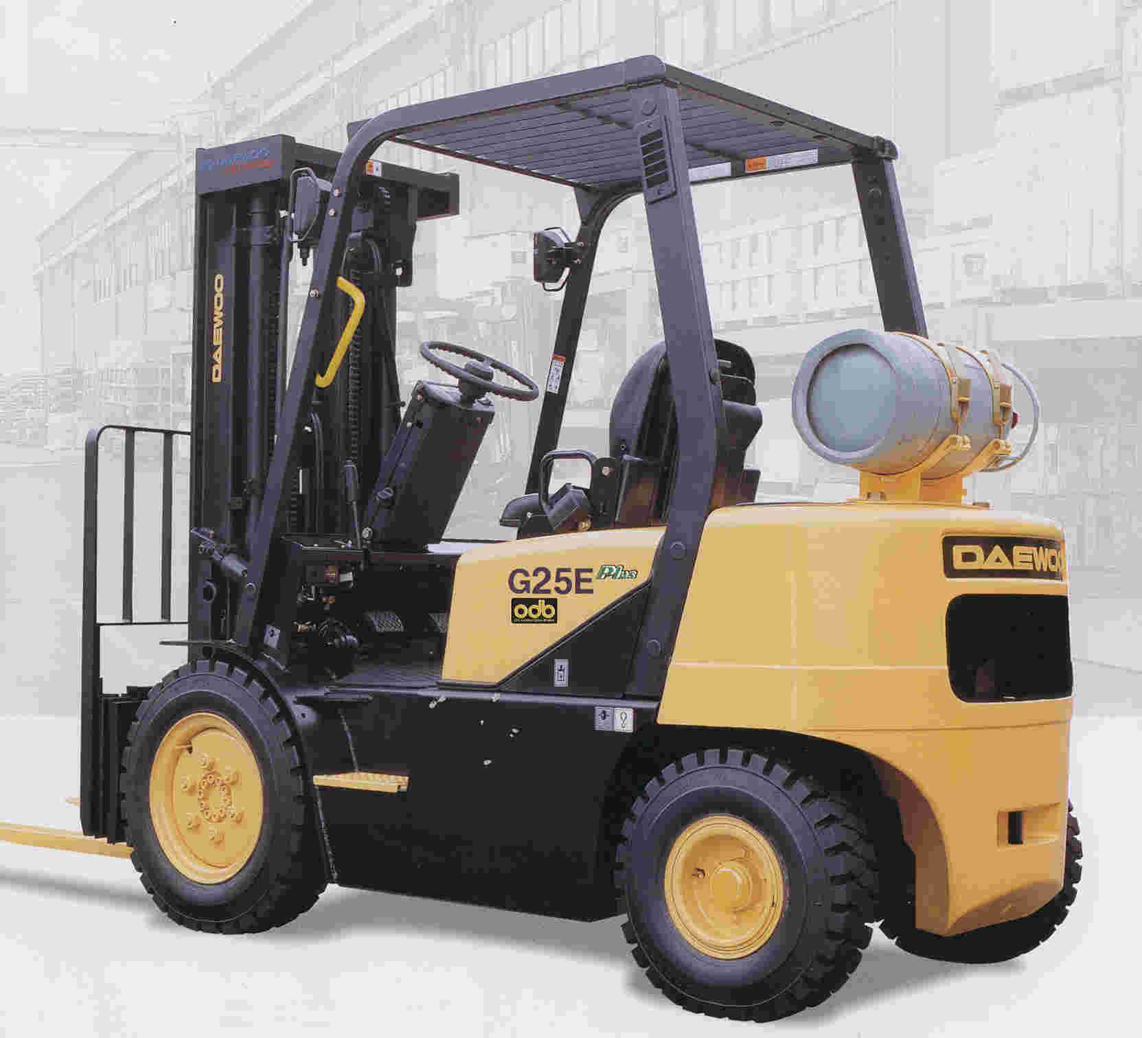 Doosan-daewoo Forklift - Buy Forklift Product on Alibaba.com