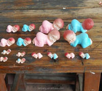 Mini Babies Baby Shower Favors Pink Blue Party Decorations Girl Boy Crafts
