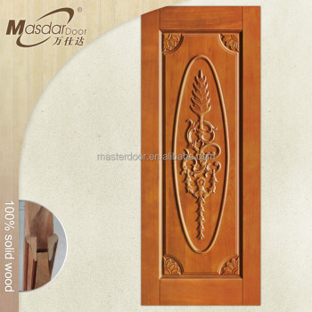 Tamil nadu flat teak wood single main door design buy for Designs for main door of flat