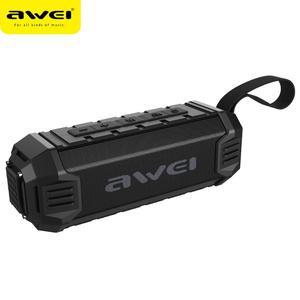 AWEI Y280 new in 2018 fashion type waterproof big speaker power bank bluetooth speaker