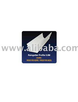 Resintech Upvc Rain Gutter System Amp Accessories Buy Pvc