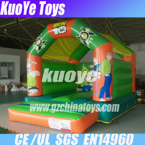 ben 10 inflatable bouncer games