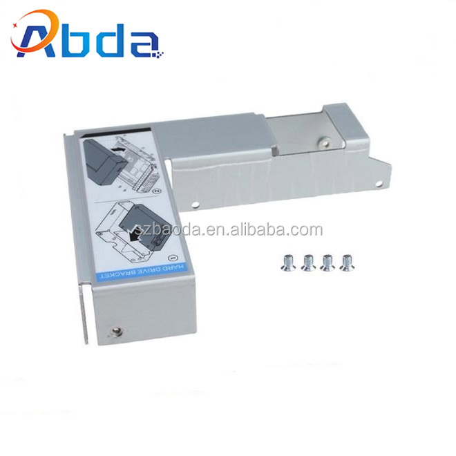 "DHL/<strong>Fedex</strong> Free Shipping 9W8C4 Y004G 2.5"" to 3.5"" HDD Hard Drive Tray Caddy Backplane Tray Adapter For Dell Server"