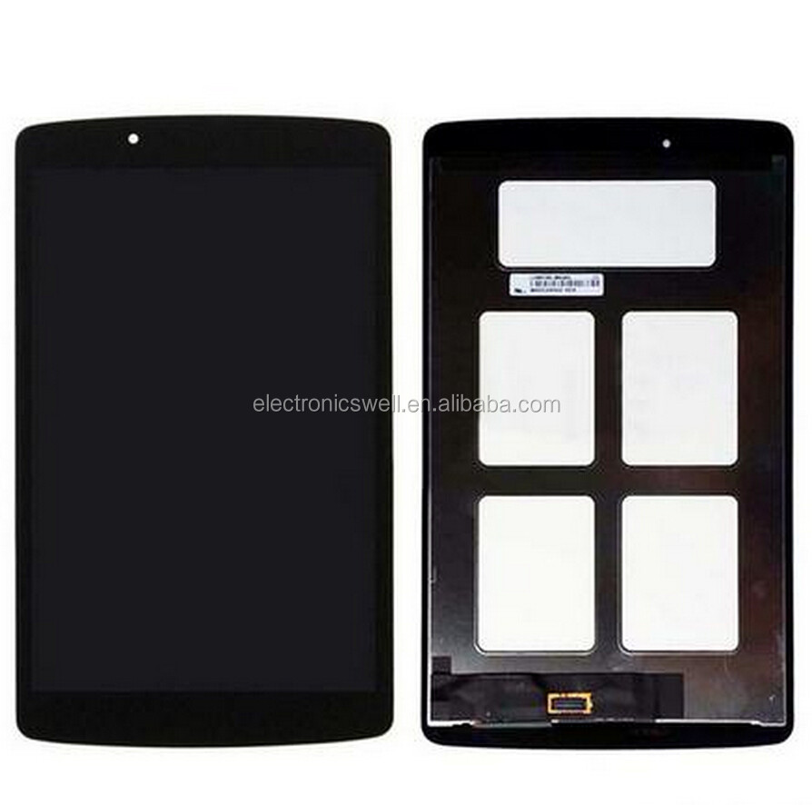 New 8 inch LCD Assembly Digitizer Touch Screen Display With Replacement For LG G Pad 8.0 V480 V490