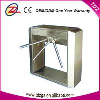Security tripod turnstile gateways swipe card access control turnstile gate