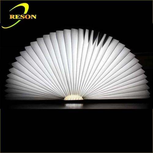 100% Environmental Protogenesis Wood Lumio Book Lamp,Led Lamp ...