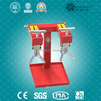 commercial boot stretching machine for shoe repairing shop