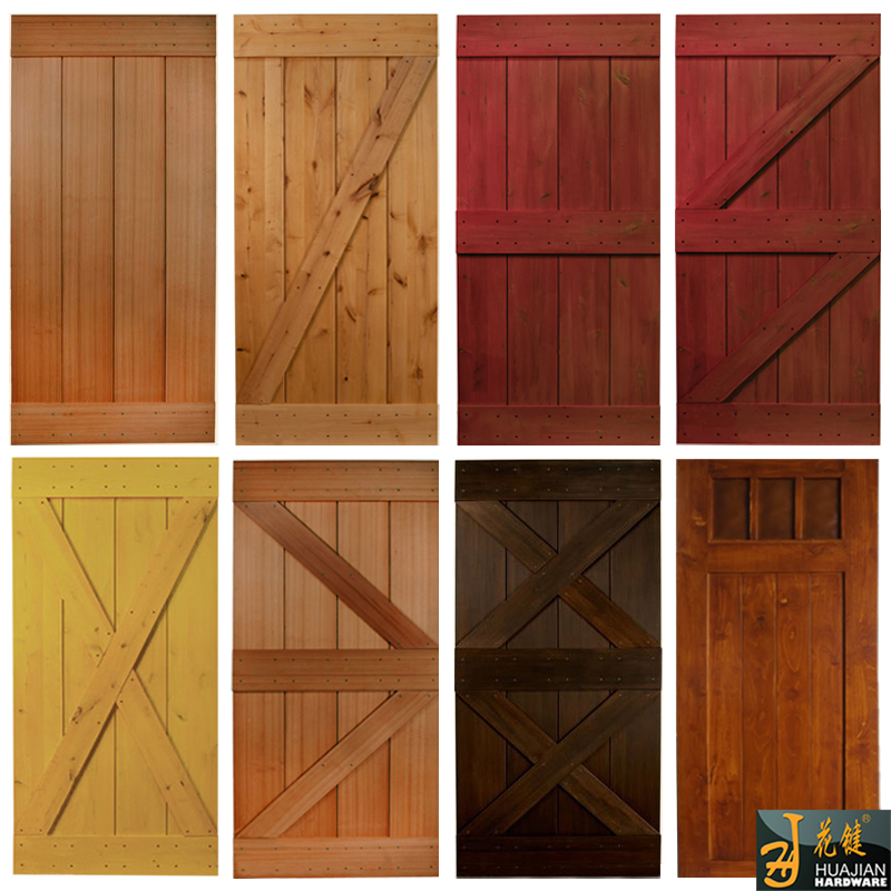 China Supplier Latest Design Solid Wooden Door Interior Door Room ...