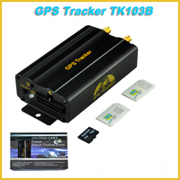 GPS Vehicle Tracker System Software With SIM card TK103