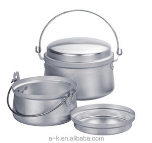 Aluminum King indian cooking pots for sale