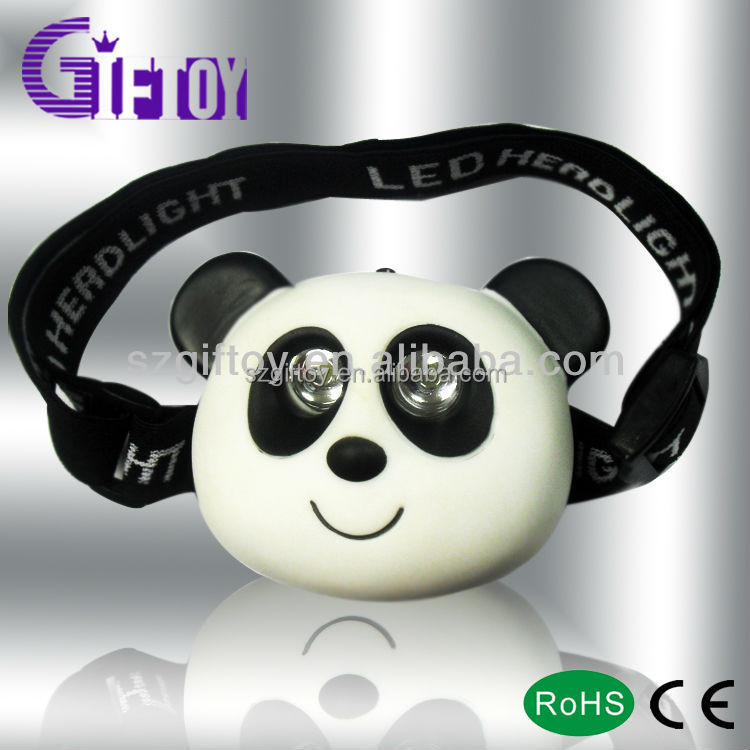 Panda head lamp for Party