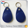 T5577 125khz waterproof programmable smart RFID key chain tag keyfob for door hotel entry system