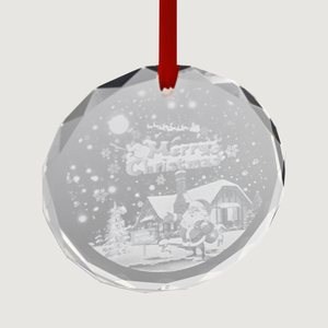 Crystal Christmas Ornaments.2019 New Factory Wholesale Crystal Christmas Ornaments For Home Decor
