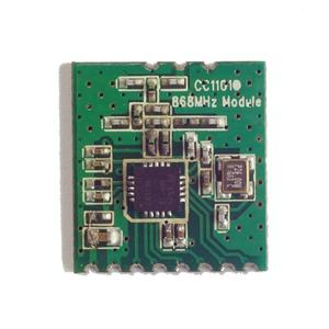 cc1101-868mhz rf ask receiver transmitter module fsk transmitter and receiver module rf modules for serial